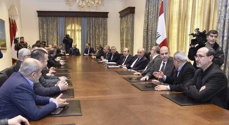مصادر الشرق الاوسط: رفض بري لدفع السندات ينطلق من مواقف معظم الكتل