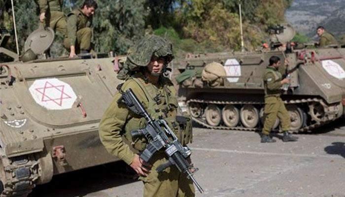 الجيش الإسرائيلي يستهدف عددا من المواقع الفلسطينية في غزة