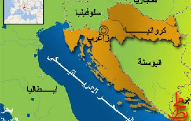 الصحة الكرواتية: تسجيل 8 وفيات و2421 إصابة جديدة بكورونا