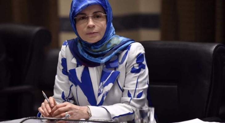 عز الدين تابعت مناقشة تعديلات احكام قانون حماية الاحداث