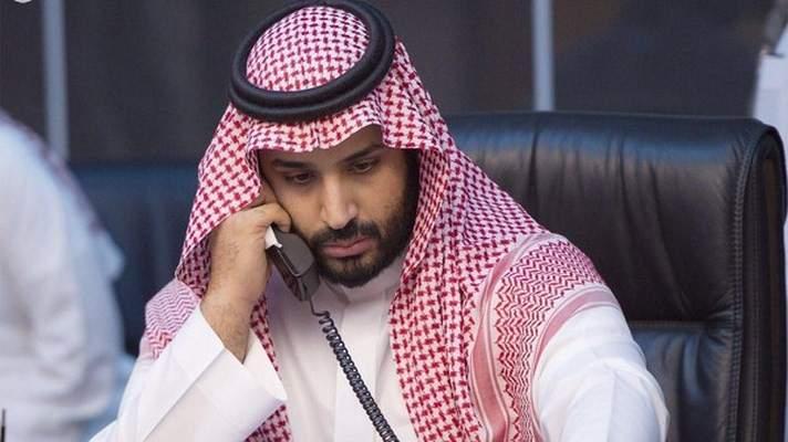 ولي العهد السعودي يؤكد لرئيس الوزراء العراقي أهمية التنسيق المشترك