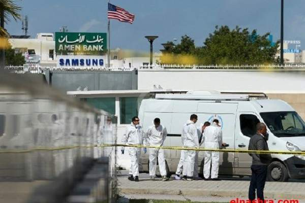الأمن العام اللبناني كشف تفجير السفارة الأميركية في تونس قبل وقوعه