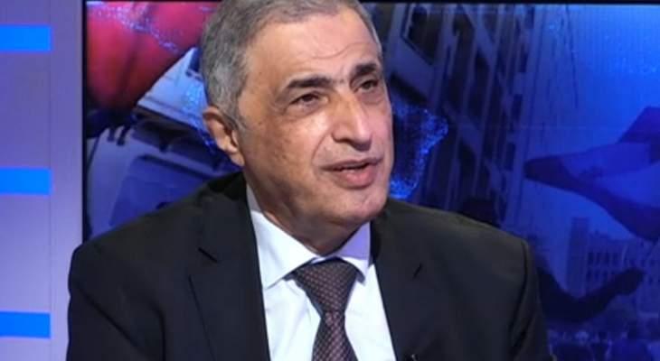 هاشم: في شروط باسيل تكريس لواقع حزبي بإطار حفظ المصالح بالتركيبة والقرار السياسي