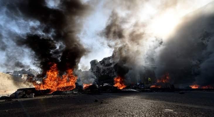 مصدر أمني رفيع للجمهورية: قرار صارم بعدم السماح بقطع الطرق من الآن فصاعدا