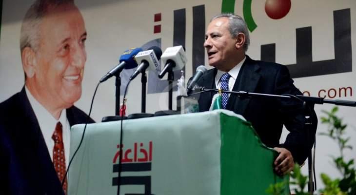 حميّد: هناك محاولات جادة لكي يعود الحريري إلى رئاسة الحكومة