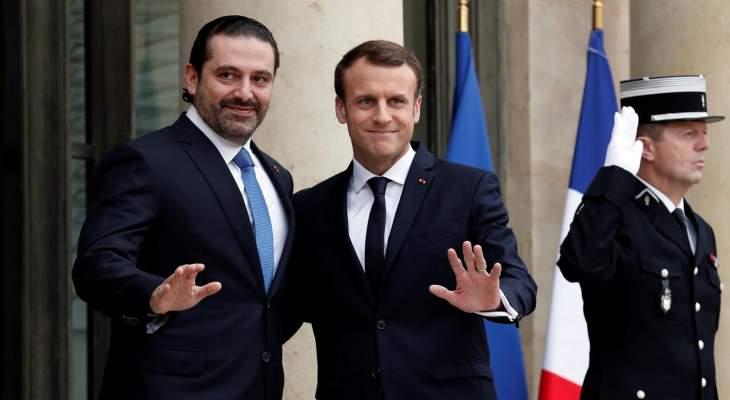 LBCI: الرئاسة الفرنسية تريد الابتعاد عن التدخل بالأمور اللبنانية الصغيرة