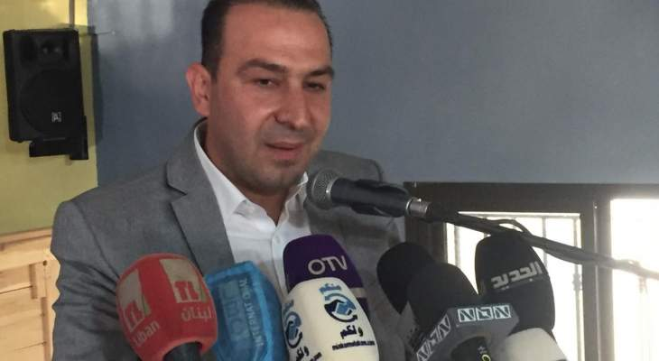 مرتضى: لم يُعمل على الأمن الغذائي أو السيادة الغذائية في لبنان إنما الأمر كان متروكاً عشوائيًّا