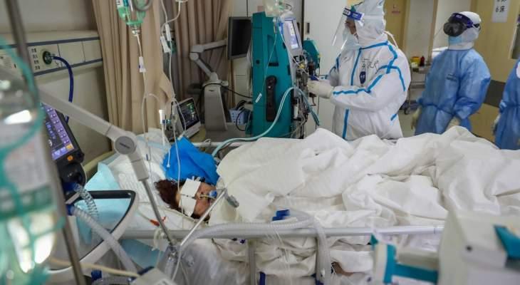 سلطات الصين سجلت 4 حالات وفاة و31 إصابة جديدة بفيروس كورونا