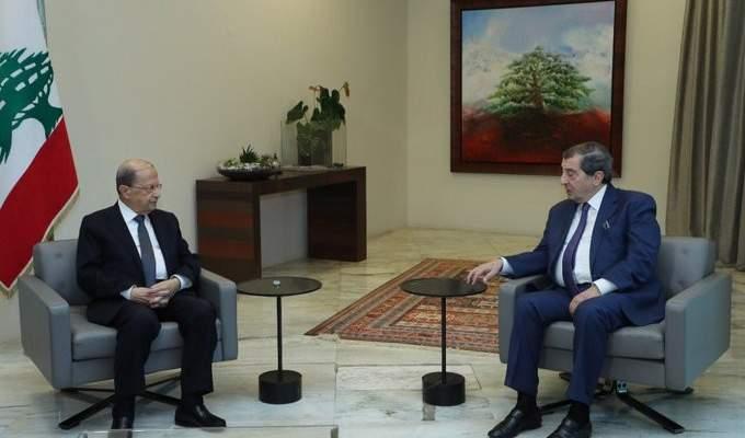 الفرزلي يسمي الحريري لتشكيل الحكومة:هكذا أرى صورة لبنان التعايشية