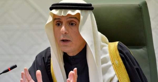 الجبير: كل الصواريخ والطائرات المسيرة التي تستهدف السعودية مصنوعة أو موردة من قبل إيران