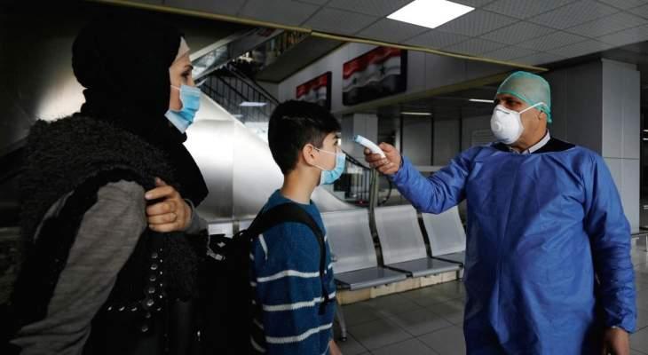 المرصد السوري: 128 حالة بالحجر الصحي بسبب كورونا في مناطق سيطرة النظام السوري