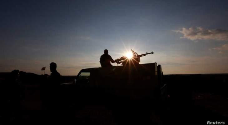 الحرة: طائرة مسيرة تستهدف شحنة أسلحة قرب الحدود السورية - العراقية