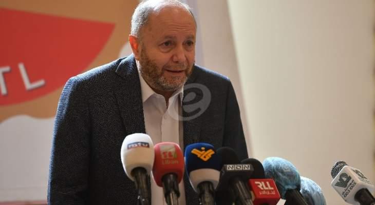 بشارة الأسمر: نطالب برفع قيمة تعويض النقل من 8 الاف الى 15 الف ليرة لبنانية