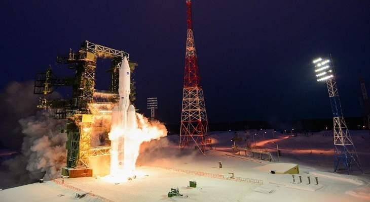 """روسيا تخطط لإطلاق صاروخ حامل من طراز """"أنغارا-أ5"""" بنهاية عام 2024"""