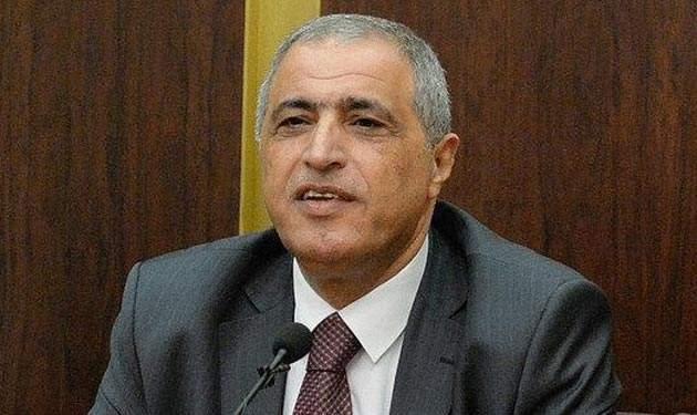 هاشم: أي شكل من اشكال التطبيع مع اسرائيل هو طعنة لفلسطين وشعبها