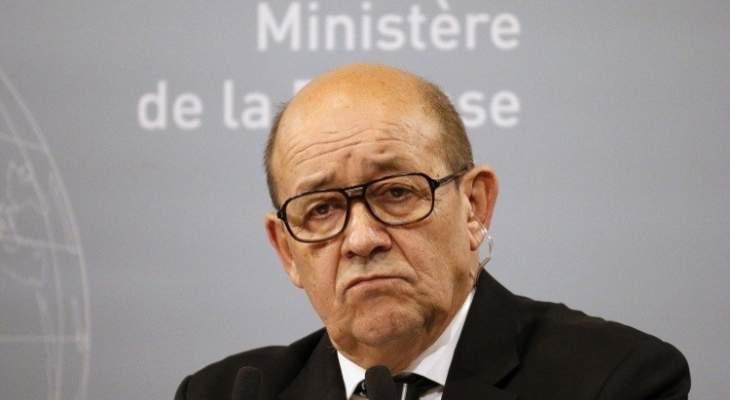 مصدر سياسي حذر عب الشرق الاوسط من الاستخفاف بالإنذار الأخير لوزير خارجية فرنسا
