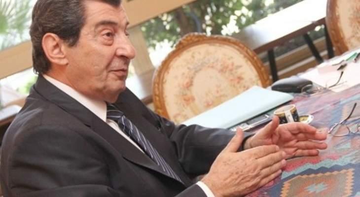 الفرزلي: الاعتراض على دعوة ليبيا الى القمة الاقتصادية طبيعي ولن يؤثر على انعقادها