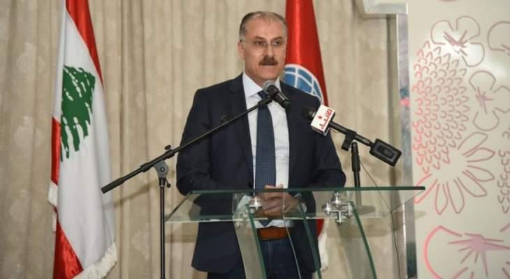 بلال عبد الله: عندما تكون الاستشارات النيابية غير معلبة سنعطي رأينا بالملف الحكومي