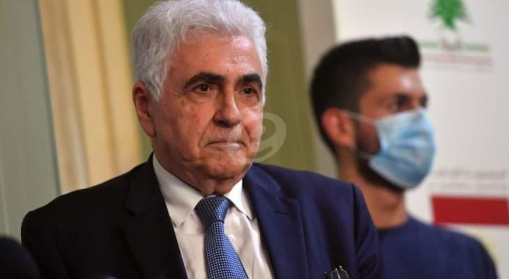 الجمهورية: حتّي يشكو من وجود وزير ظلّ في الخارجية ونيته بالاستقالة حقيقية