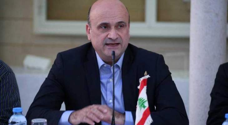 ابي رميا:مؤمن بأن الحكومة ستتشكل الخميس القادم بعد استشارات الرئيس عون