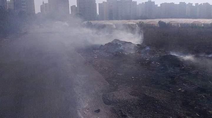 الدفاع المدني: إخماد 4 حرائق أعشاب يابسة ونفايات في طرابلس