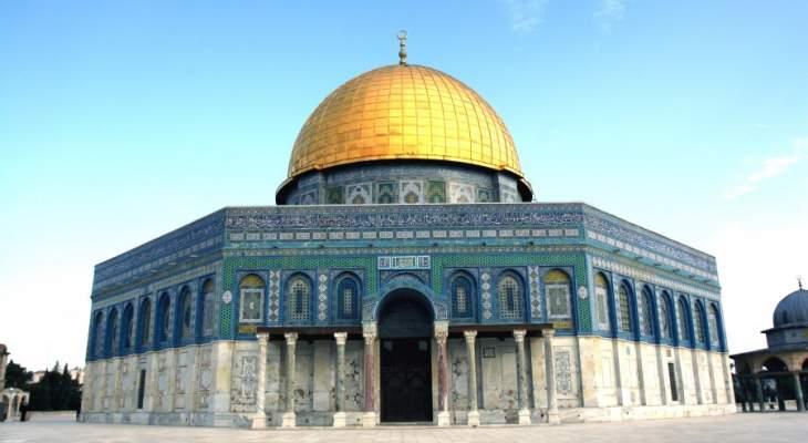 الخارجية الأردنية طالبت بالوقف الفوري للإنتهاكات الإسرائيلية في المسجد الأقصى