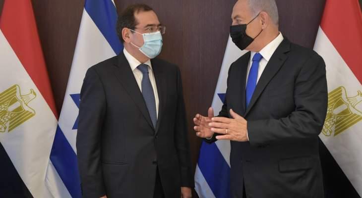 نتانياهو: عصر جديد من السلام والازدهار يسود حاليا بفضل اتفاقيات إبراهيم