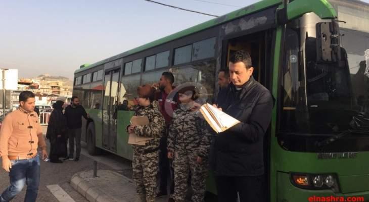 مركز المصالحة الروسي: عودة أكثر من 950 سورياً لبلادهم من الأردن ولبنان