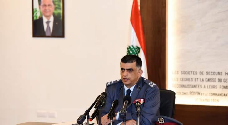 عثمان: نجاح عملية شعبة المعلومات بمكافحة الارهاب يدفعنا للتفكير بخطورة ما يواجه البلد