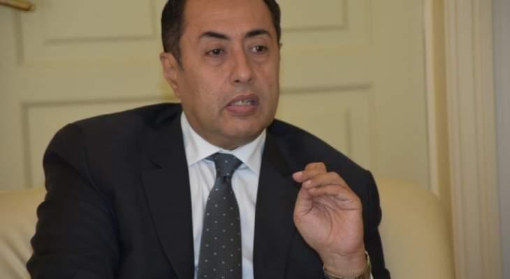 زكي: المساس بالطائف يمكن أن يُدخل لبنان بمتاهات لا يحتملها وضعه الحالي