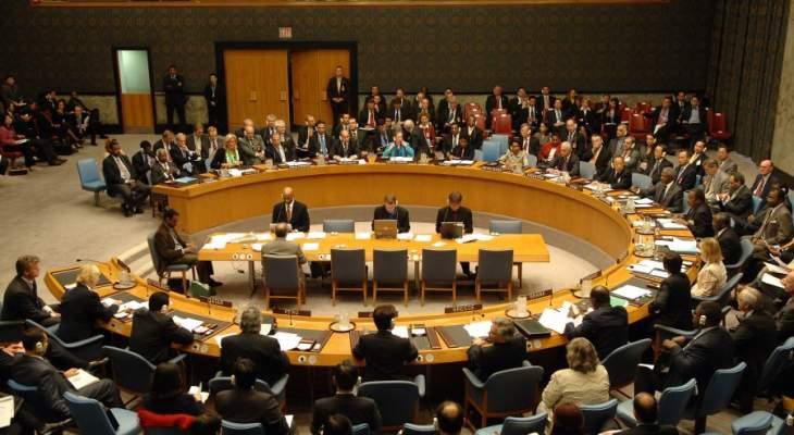 كوبيش ولاكروا قدما لمجلس الأمن إحاطة حول تطبيق القرار 1701