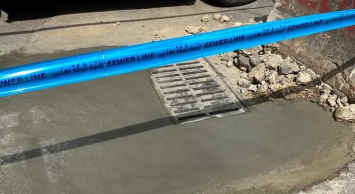 بلدية حارة حريك: القيام بأعمال تصليح وتزفيت ورش مبيدات وتنظيف عقارات بشوارع المنطقة