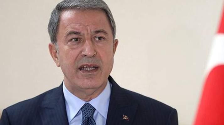 وزير الدفاع التركي: لا ننوي الاستغناء عن عضويتنا بالناتو وبلادنا أثبتت قوتها عبر عملياتها العسكرية