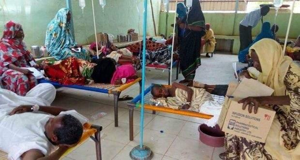 الأمم المتحدة أطلقت خطة بـ20 مليون دولار لمكافحة الكوليرا في السودان