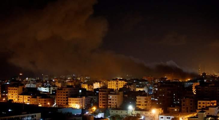 وكالة الصحافة الفرنسية: مقتل قيادي كبير في حماس في غارات إسرائيلية على غزة