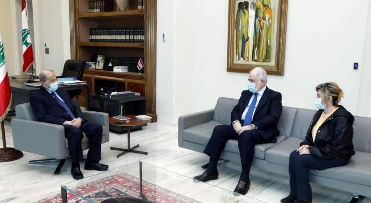 نجاريان شكرت للرئيس عون تدخله للأفراج عنها من أذربيجان خلال الحرب مع أرمينيا