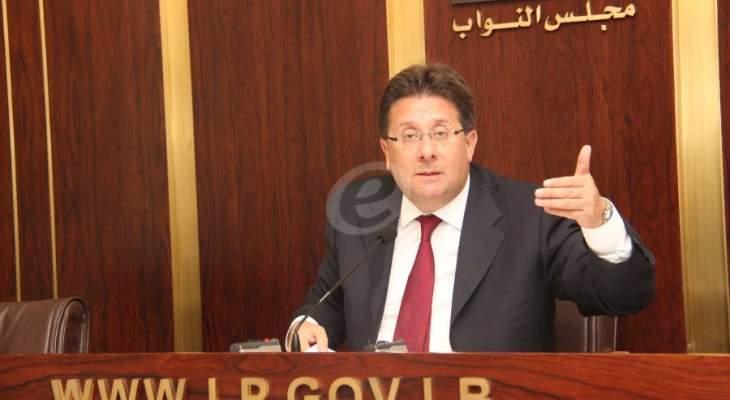 كنعان: الخطة الإصلاحية بحاجة إلى مناقشة وتطوير