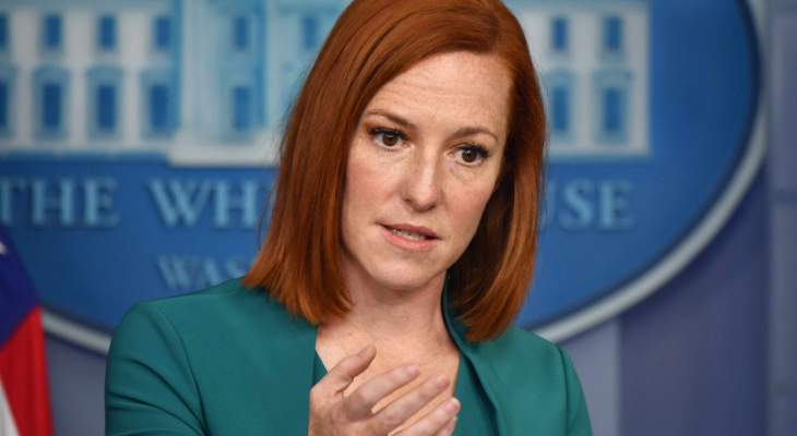 """البيت الأبيض: الولايات المتحدة الأميركية لا تدرس حاليا تخفيف العقوبات على """"طالبان"""""""