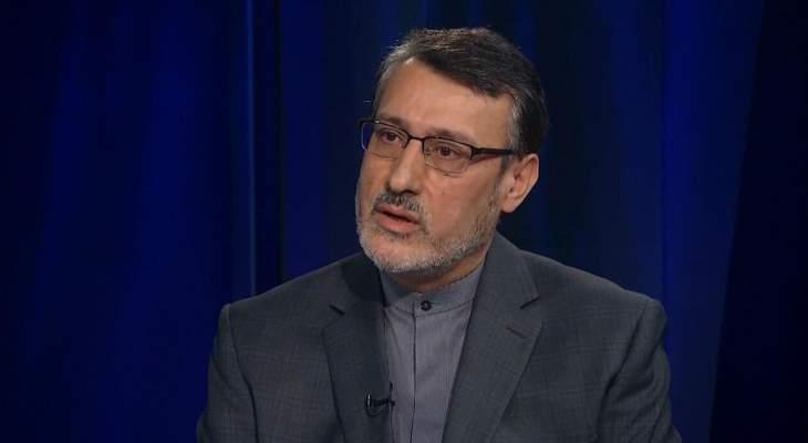 السفير الإيراني في لندن: كورونا دق أجراس الخطر في أوروبا