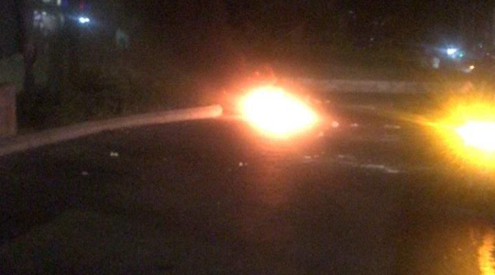 النشرة: قطع الطريق عند دوار الليلكي واطلاق نار في المحلة
