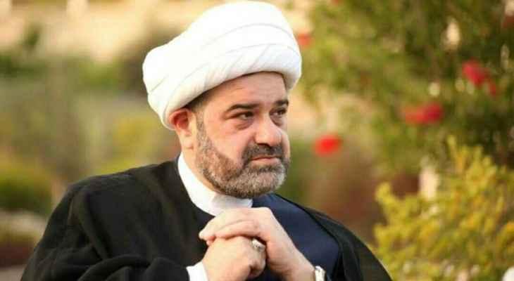 المفتي عبدالله: لن نوافق على اي قرار يظلم الشعب الفلسطيني