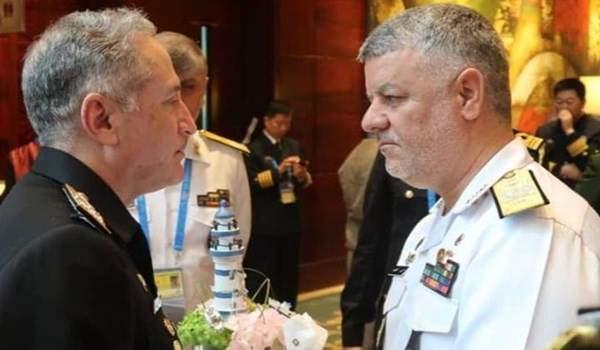 قائد البحرية الإيرانية: لن نسمح لقوى الهيمنة بعرقلة التعاون مع البحرية الباكستانية