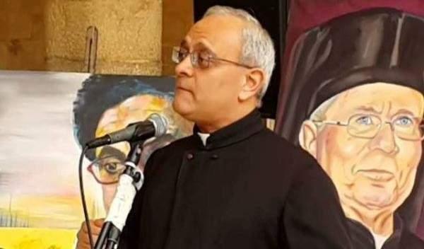 الأب رعد احتفل بعيد القديس شربل في إيطاليا: لدعم اللبنانيين المقيمين بهذه المرحلة