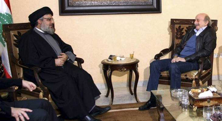 هل وقع الطلاق الخلعي هذه المرة بين «حزب الله» و«التقدُّمي»؟