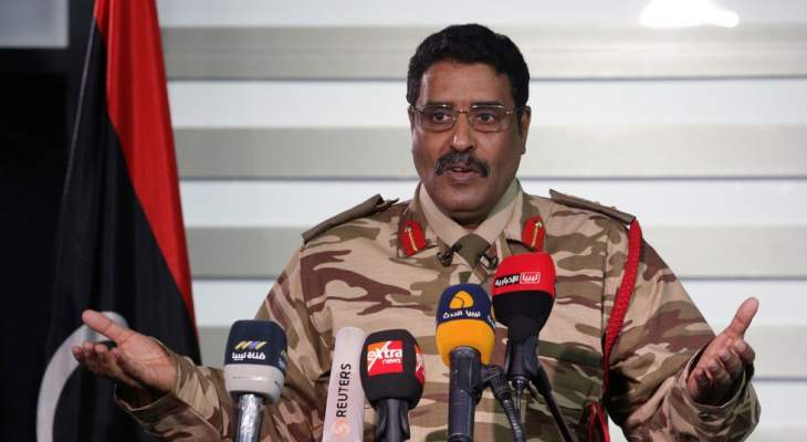 المسماري: لا توجد إرادة حقيقية لدى المجتمع الدولي لإخراج المرتزقة من ليبيا