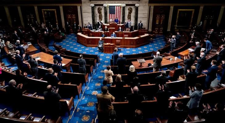 مجلس النواب الأميركي صادق على ميزانية الدفاع