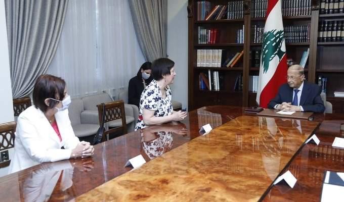 المنسقة الخاصة للأمم المتحدة: لبنان في أزمة على مستويات مختلفة والشعب يعاني