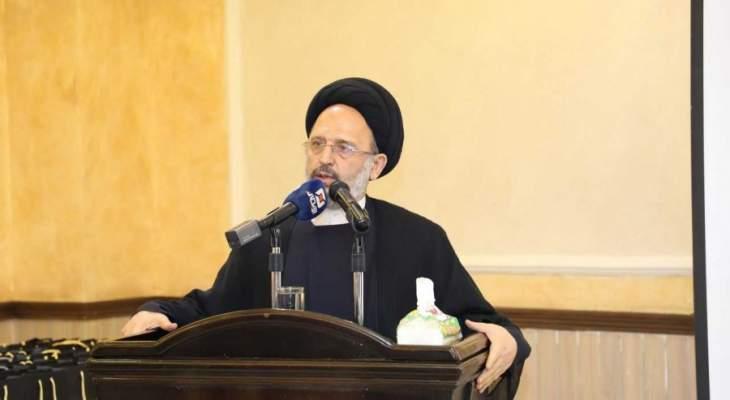 السيد علي فضل الله استغرب الاستعجال في الهرولة نحو التطبيع مع اسرائيل