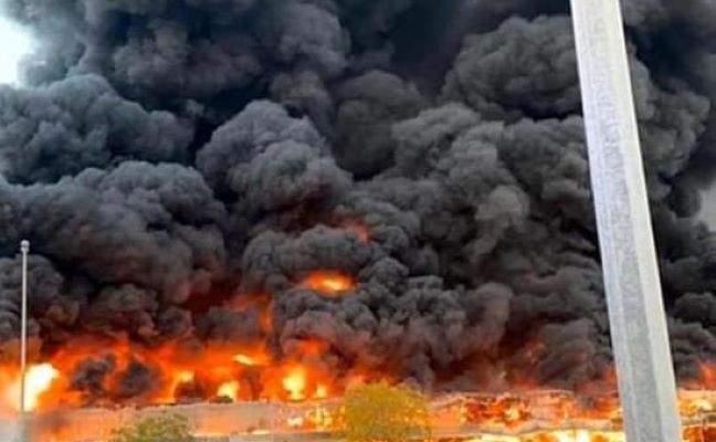 سانا: استمرار اشتعال النيران بمحمية الشوح بمنطقة بريف اللاذقية