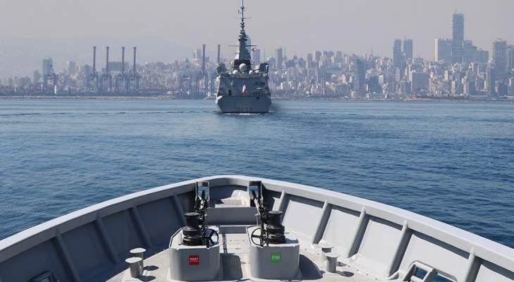 الجيش: تنفيذ تمرين تكتي مشترك بين الجيشين اللبناني والفرنسي